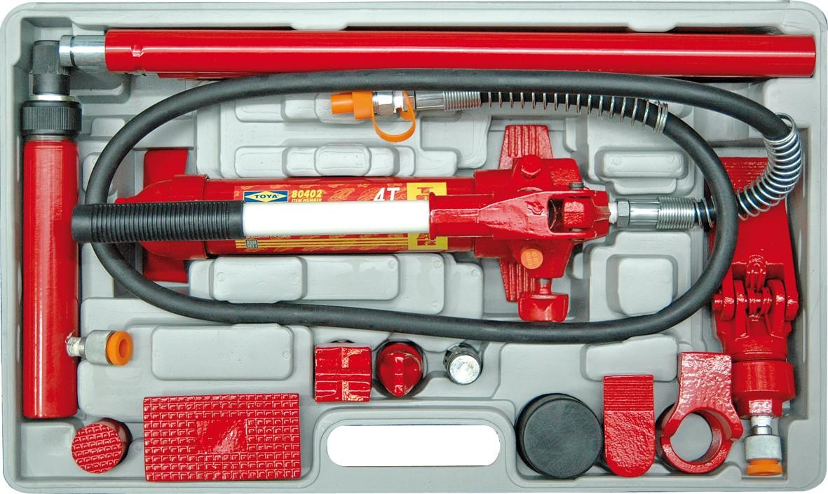 Rozpěrák hydraulický 4t sada
