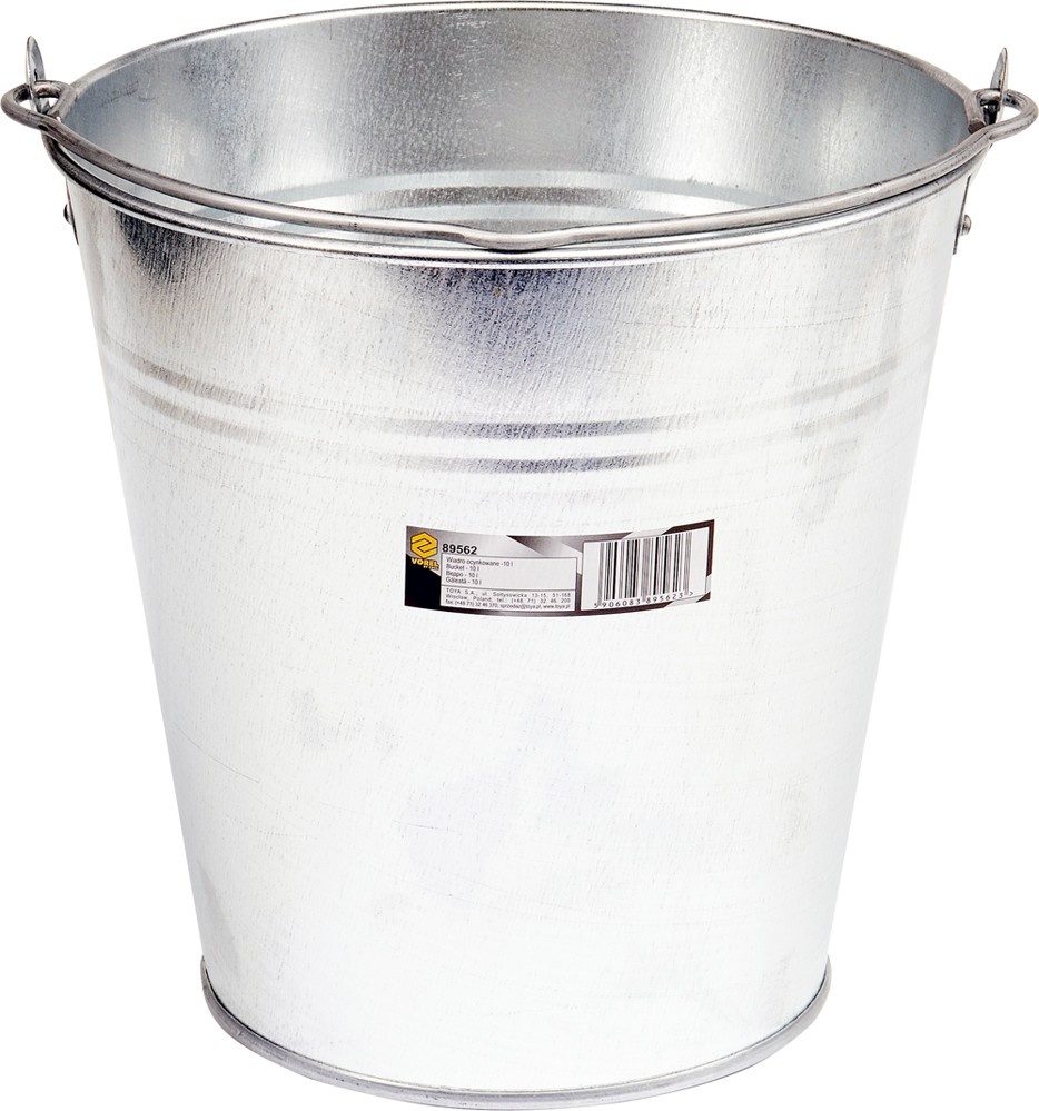 Vědro pozink 10 litrů