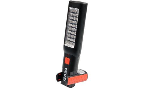 Lampa montážní 30/7 LED, bezpřívodová, 3,7V Li-Ion