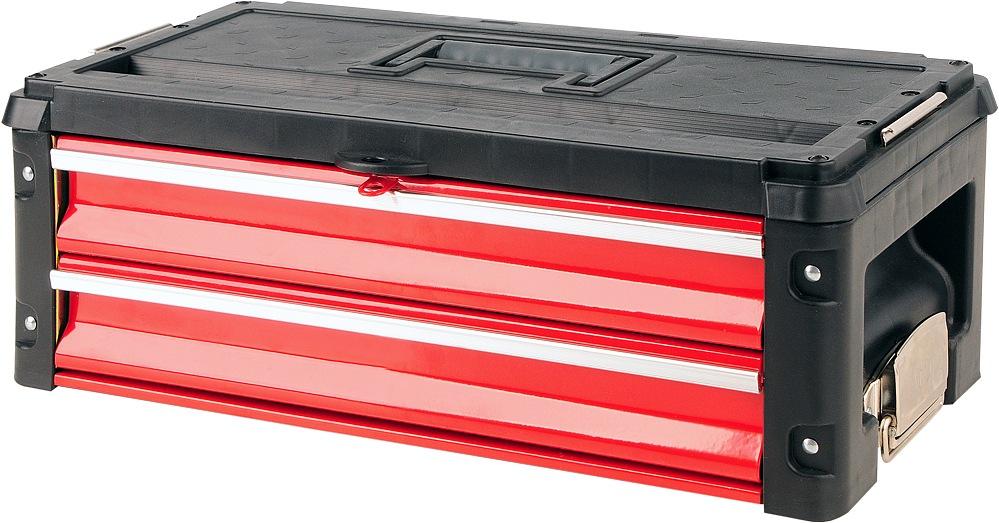 Skříňka na nářadí 2x zásuvka komponent k YT-09101/2