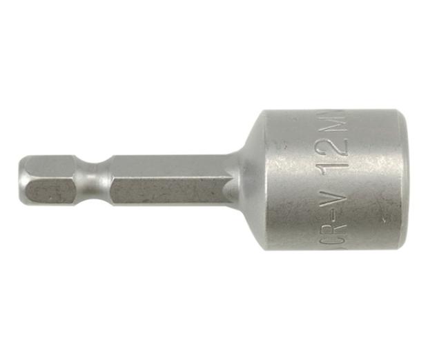 """Nástavec magnetický 1/4"""" 12 x 48 mm CrV blistr"""
