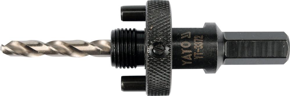 """Unašeč šroubový pro vrtací korunky 32 - 200 mm HEX 11 mm 5/8"""""""