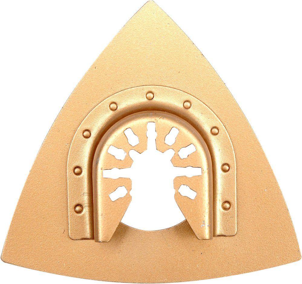 Trojúhelníková brusná deska pro multifunkci HM, 80mm (beton, keramika )