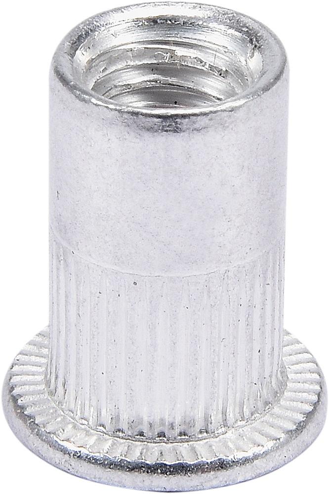 Nýtovací matice hliníková M5. 20ks