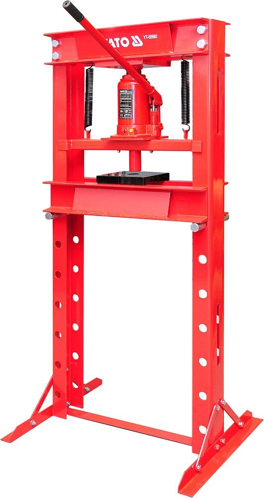 Lis hydraulický 30t, zdvih 0-795mm, šíře 520mm