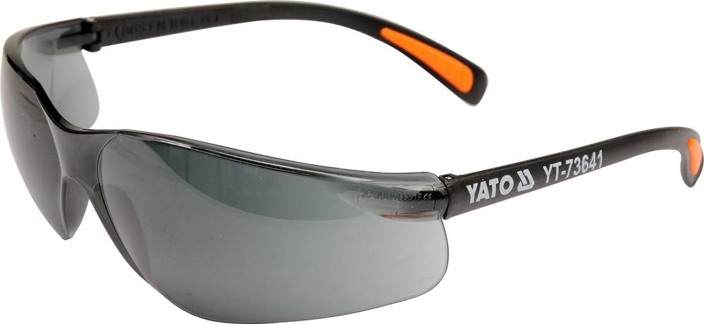 Ochranné brýle tmavé typ B517