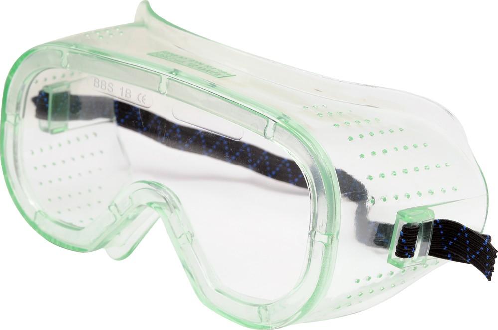 Brýle ochranné s páskem typ B608