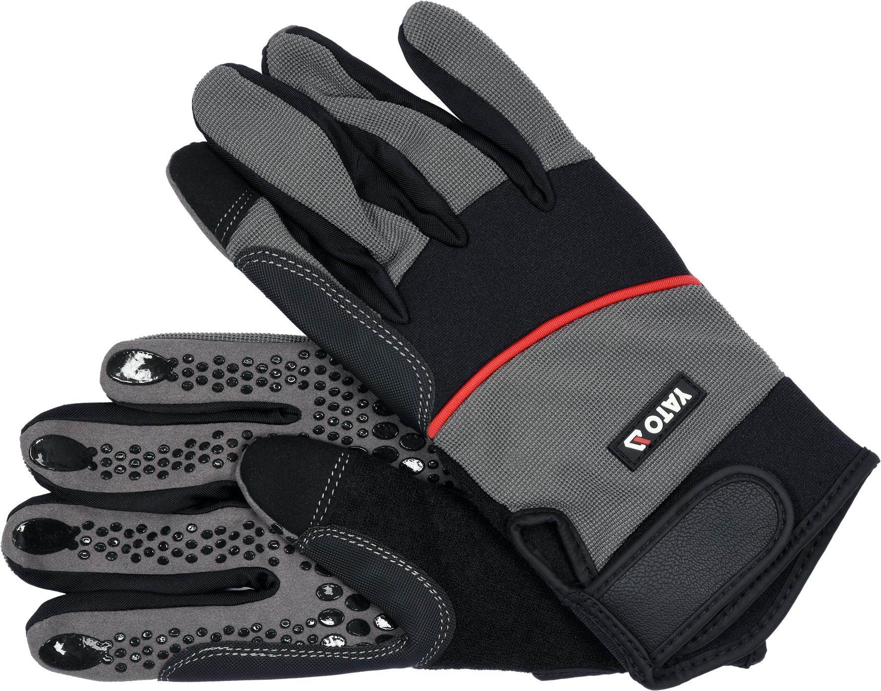 Ochranné rukavice Velikost XL
