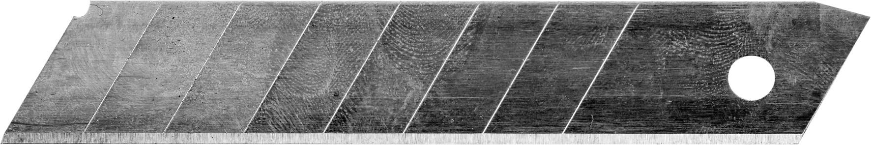 Ostří lomené náhradní 18 x 0,4 mm 10 ks