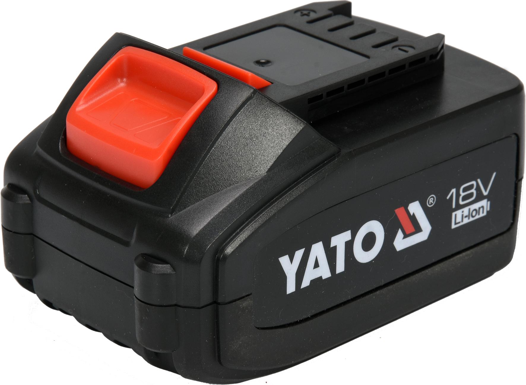Baterie náhradní 18V Li-Ion 4.0 AH (YT-82782. YT-82788.YT-82826. YT-82804)