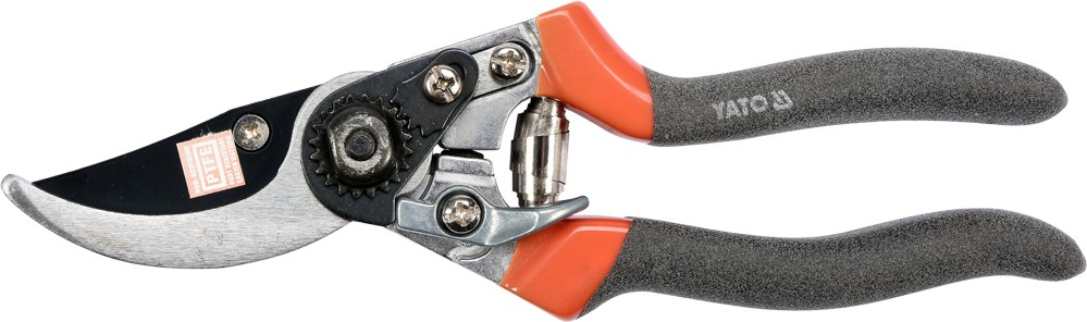 Nůžky zahradnické 220mm (průměr do 25mm) šikmý stříh