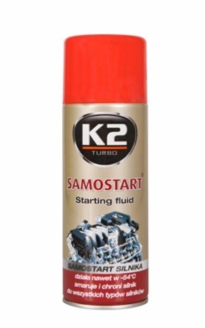 Super Start 400 ml. pro rychlý start K2