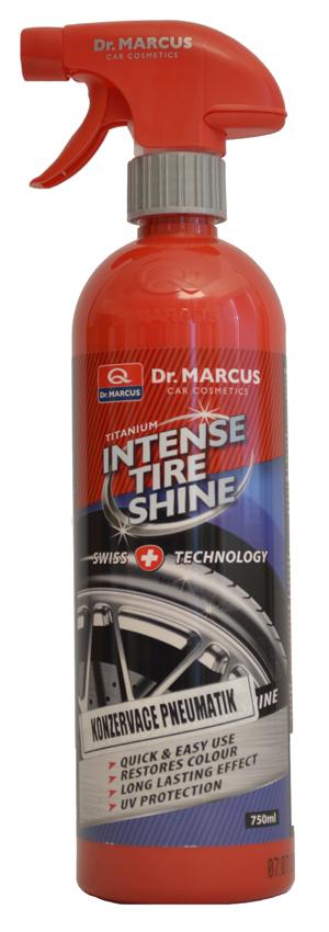 DM TIRE SHINE 750ml - čistič pneumatik